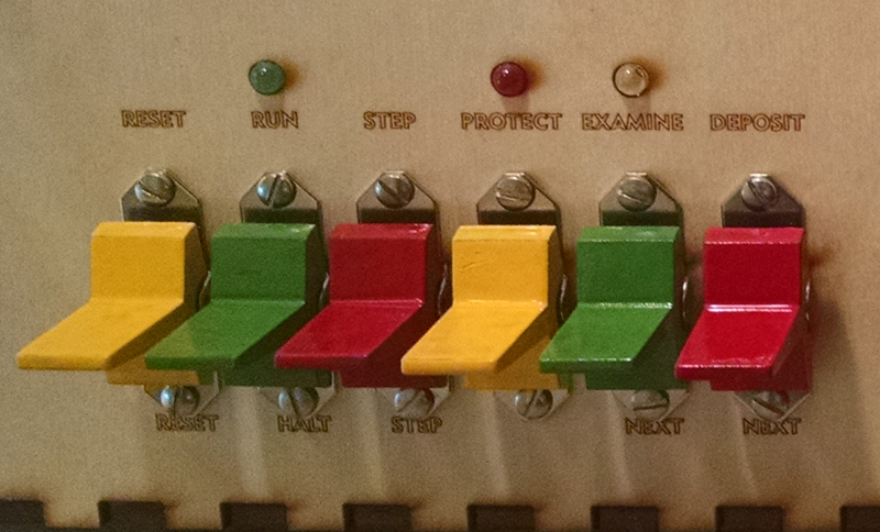 Status control switches