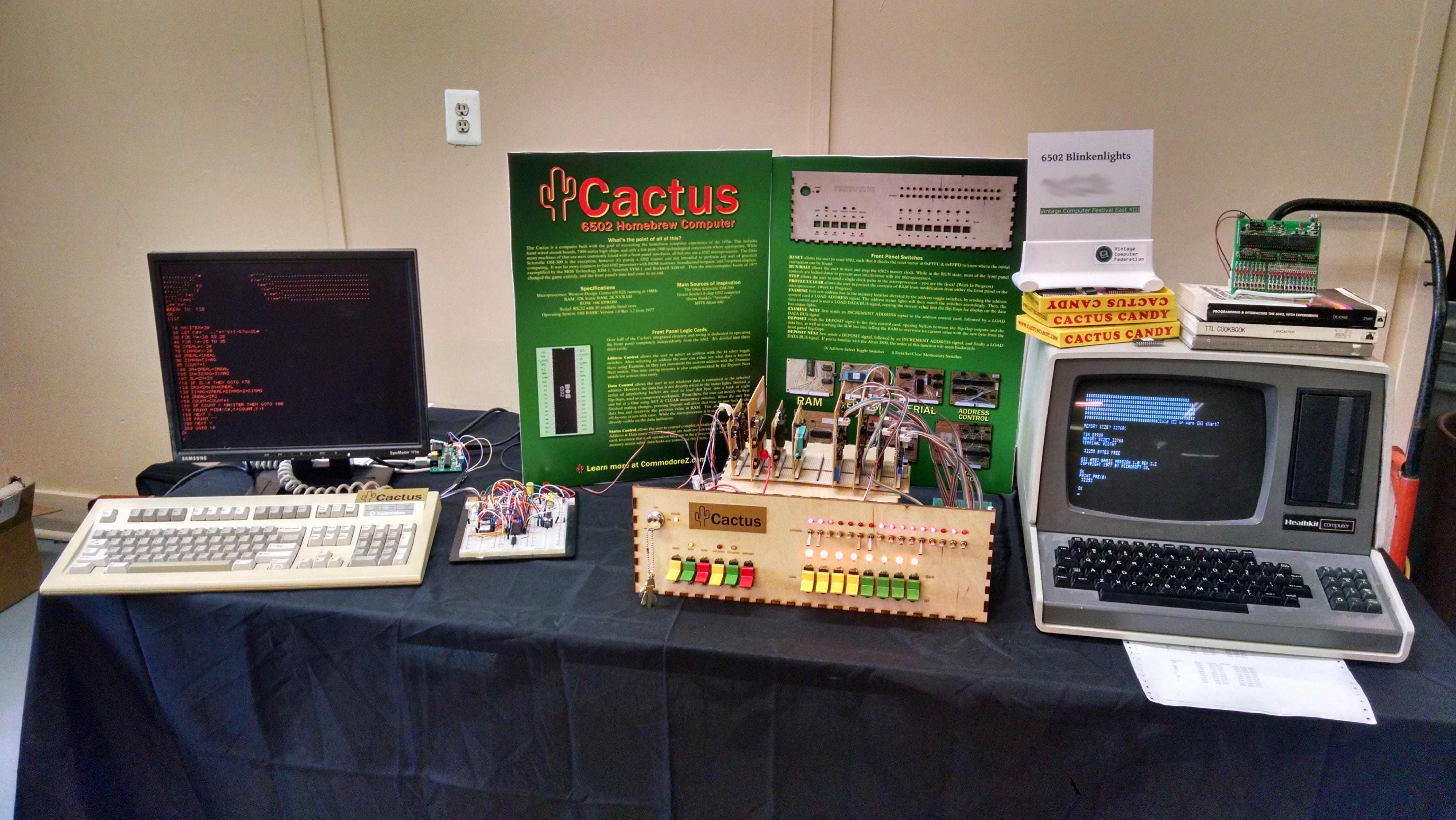 The Cactus - CommodoreZ com